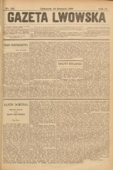 Gazeta Lwowska. 1898, nr192