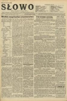 Słowo. 1927, nr181