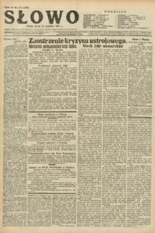 Słowo. 1927, nr215