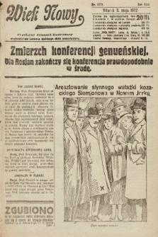 Wiek Nowy : popularny dziennik ilustrowany. 1922, nr6272