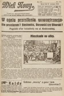 Wiek Nowy : popularny dziennik ilustrowany. 1922, nr6296