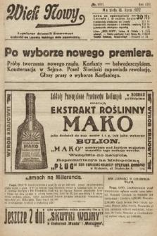 Wiek Nowy : popularny dziennik ilustrowany. 1922, nr6327