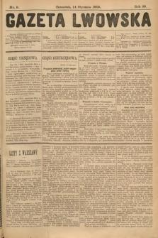 Gazeta Lwowska. 1909, nr9