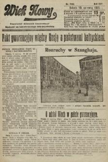 Wiek Nowy : popularny dziennik ilustrowany. 1925, nr7189