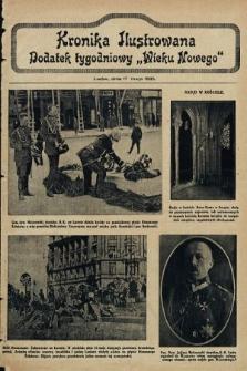 """Kronika Ilustrowana : dodatek tygodniowy """"Wieku Nowego"""". 1925, [do nru7169]"""