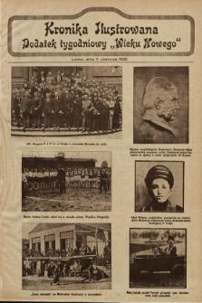"""Kronika Ilustrowana : dodatek tygodniowy """"Wieku Nowego"""". 1925, [do nru7185]"""