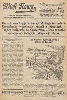 Wiek Nowy : popularny dziennik ilustrowany. 1922, nr6382