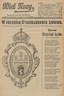 Wiek Nowy : popularny dziennik ilustrowany. 1922, nr6430