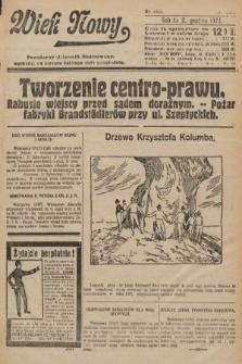 Wiek Nowy : popularny dziennik ilustrowany. 1922, nr6438
