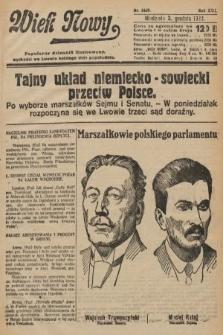 Wiek Nowy : popularny dziennik ilustrowany. 1922, nr6439