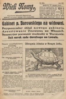 Wiek Nowy : popularny dziennik ilustrowany. 1922, nr6450