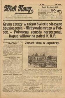 Wiek Nowy : popularny dziennik ilustrowany. 1929, nr8267