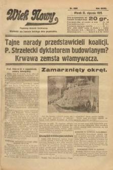 Wiek Nowy : popularny dziennik ilustrowany. 1929, nr8269