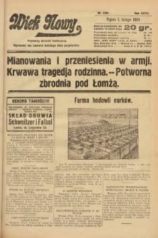 Wiek Nowy : popularny dziennik ilustrowany. 1929, nr8284