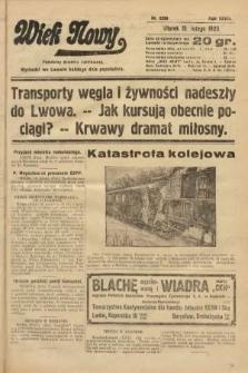 Wiek Nowy : popularny dziennik ilustrowany. 1929, nr8298