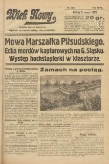 Wiek Nowy : popularny dziennik ilustrowany. 1929, nr8308