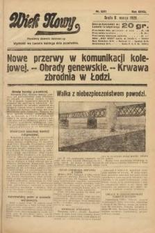 Wiek Nowy : popularny dziennik ilustrowany. 1929, nr8311