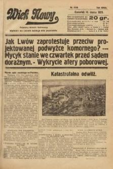 Wiek Nowy : popularny dziennik ilustrowany. 1929, nr8318
