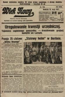 Wiek Nowy : popularny dziennik ilustrowany. 1927, nr7768