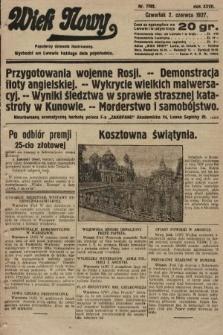 Wiek Nowy : popularny dziennik ilustrowany. 1927, nr7782