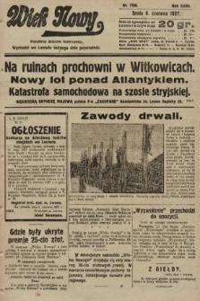 Wiek Nowy : popularny dziennik ilustrowany. 1927, nr7786