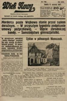 Wiek Nowy : popularny dziennik ilustrowany. 1927, nr7789