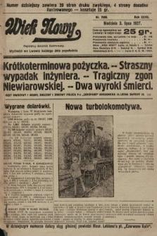 Wiek Nowy : popularny dziennik ilustrowany. 1927, nr7806