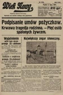Wiek Nowy : popularny dziennik ilustrowany. 1927, nr7810