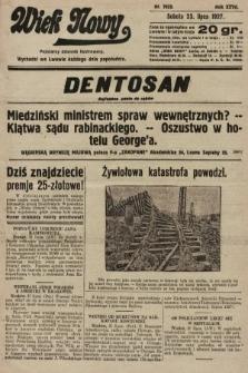 Wiek Nowy : popularny dziennik ilustrowany. 1927, nr7823