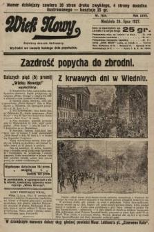 Wiek Nowy : popularny dziennik ilustrowany. 1927, nr7824