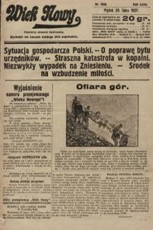 Wiek Nowy : popularny dziennik ilustrowany. 1927, nr7828