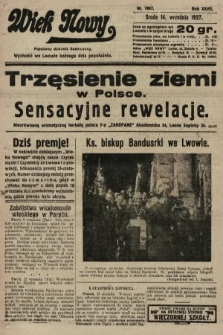 Wiek Nowy : popularny dziennik ilustrowany. 1927, nr7867