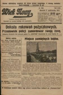 Wiek Nowy : popularny dziennik ilustrowany. 1927, nr7883