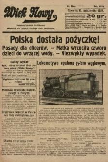 Wiek Nowy : popularny dziennik ilustrowany. 1927, nr7892