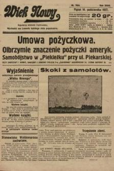 Wiek Nowy : popularny dziennik ilustrowany. 1927, nr7893