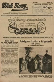 Wiek Nowy : popularny dziennik ilustrowany. 1927, nr7898
