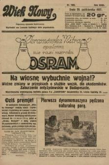 Wiek Nowy : popularny dziennik ilustrowany. 1927, nr7903