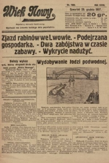Wiek Nowy : popularny dziennik ilustrowany. 1927, nr7955