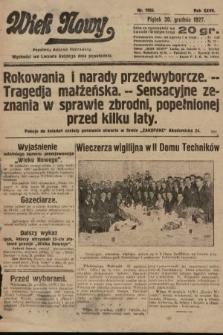 Wiek Nowy : popularny dziennik ilustrowany. 1927, nr7956