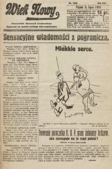 Wiek Nowy : popularny dziennik ilustrowany. 1925, nr7205