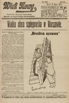 Wiek Nowy : popularny dziennik ilustrowany. 1925, nr7209