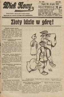 Wiek Nowy : popularny dziennik ilustrowany. 1925, nr7252