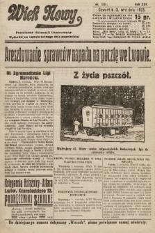 Wiek Nowy : popularny dziennik ilustrowany. 1925, nr7257