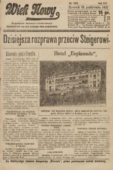 Wiek Nowy : popularny dziennik ilustrowany. 1925, nr7293