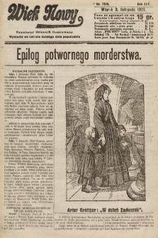 Wiek Nowy : popularny dziennik ilustrowany. 1925, nr7309