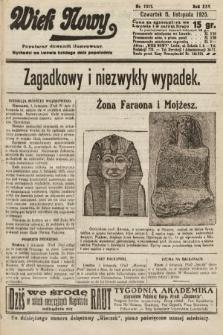 Wiek Nowy : popularny dziennik ilustrowany. 1925, nr7311