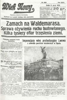 Wiek Nowy : popularny dziennik ilustrowany. 1929, nr8363