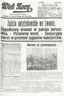 Wiek Nowy : popularny dziennik ilustrowany. 1929, nr8384