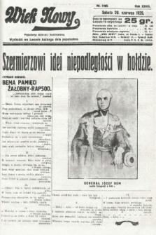Wiek Nowy : popularny dziennik ilustrowany. 1929, nr8405
