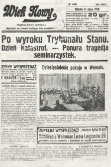 Wiek Nowy : popularny dziennik ilustrowany. 1929, nr8406